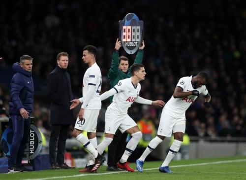 Tottenham Hotspur harus tampil dengan kekuatan seadanya (Foto: UEFA)