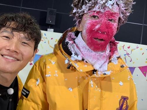 Kim Jong Kook dan Lee Kwang Soo