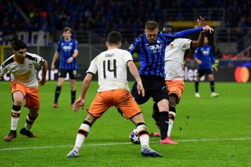 Atalanta hajar Valencia 4-1 (Foto: UEFA)
