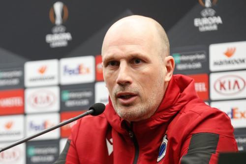Pelatih Club Brugge, Philippe Clement