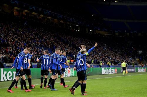 Laga Atalanta vs Valencia dihadiri puluhan ribu suporter (Foto: UEFA)