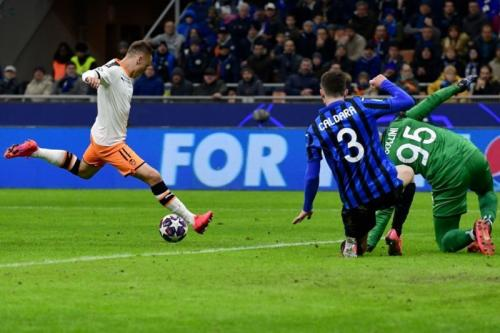 Denis Cheryshev mencetak satu-satunya gol Valencia (Foto: UEFA)