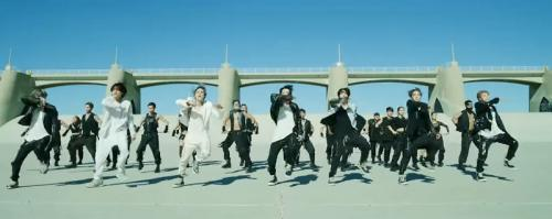 BTS di MV ON