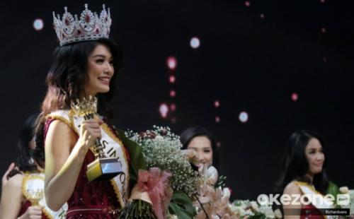 Miss Indonesia 2020 Carla Yules