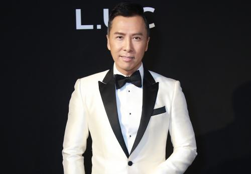 Donnie Yen. (Foto: Instagram/@donnieyenofficial)