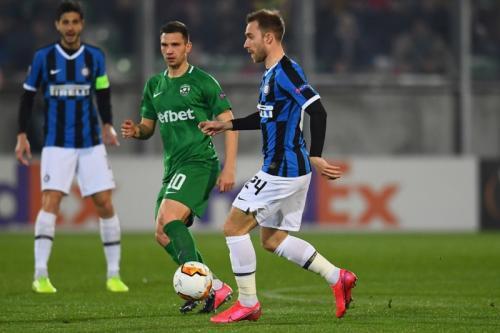 Inter Milan vs Ludogorets digelar tanpa penonton (Foto: UEFA)