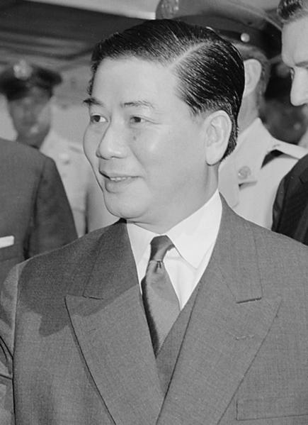 Ngo Dinh Diem (foto: Wikipedia)