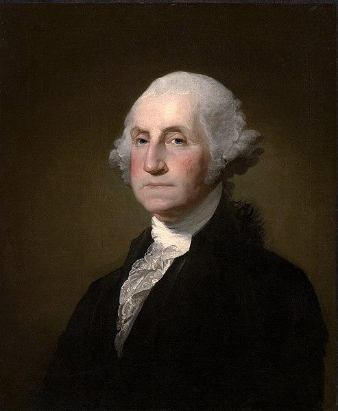 George Washington (foto: Wikipedia)