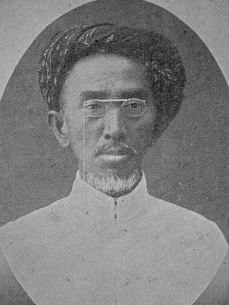 Ahmad Dahlan (foto: Wikipedia)