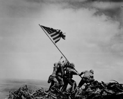 Amerika Serikat Berhasil Rebut Pulau Iwo Jima dari Jepang (foto: Wikipedia)