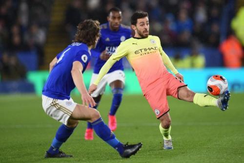 Leicester tumbang 0-1 dari Man City (Foto: Premier League)