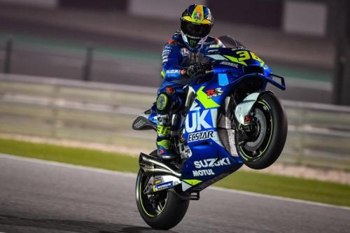 Joan Mir yakin masa depannya di Suzuki Ecstar (Foto: MotoGP)
