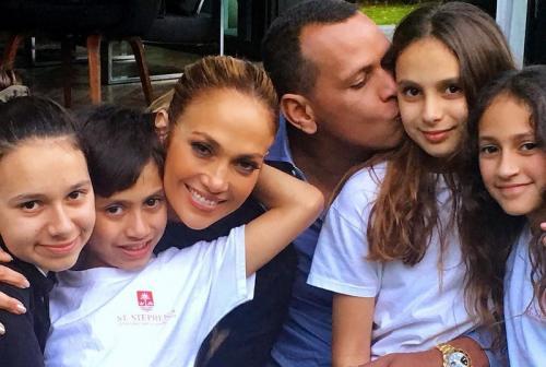 Jennifer Lopez dan Alex