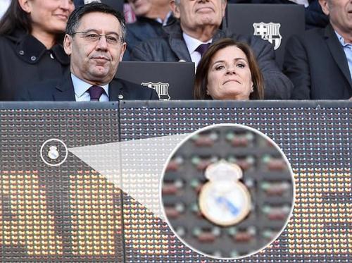 Josep Maria Bartomeu (Foto: Daily Mail)