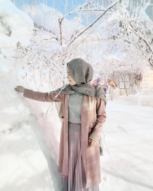 dunia salju bekasi