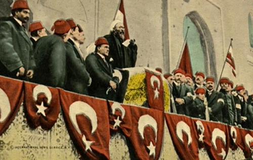 berakhirnya Ottoman Turki