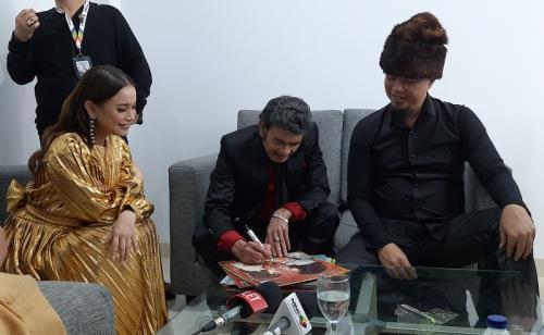 Ahmad Dhani, Rossa, dan Rhoma Irama