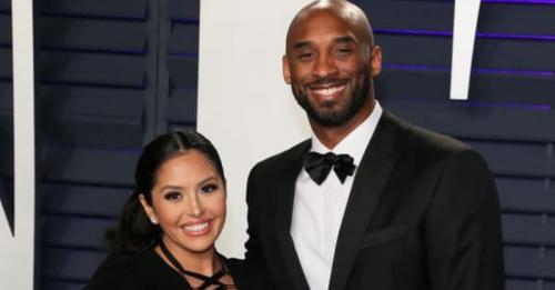 Vanessa Bryant dan Kobe Bryant