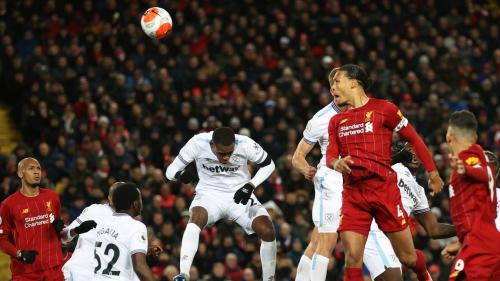 Liverpool vs Wesy Ham