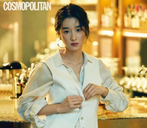 Seo Ye Ji. (Foto: Cosmopolitan)
