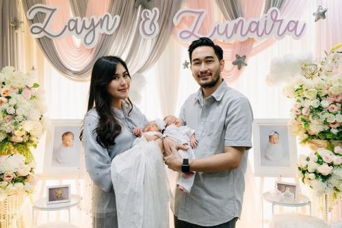 Foto bayi Syahnaz dicatut