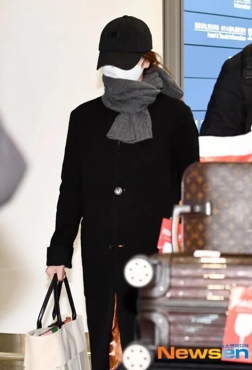 Song Hye Kyo. (Foto: Newsen)
