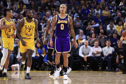 Golden State Warriors vs LA Lakers