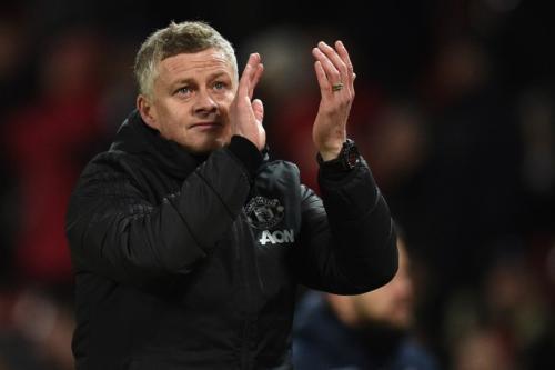 Ekspresi Solskjaer di laga Man United vs Club Brugge