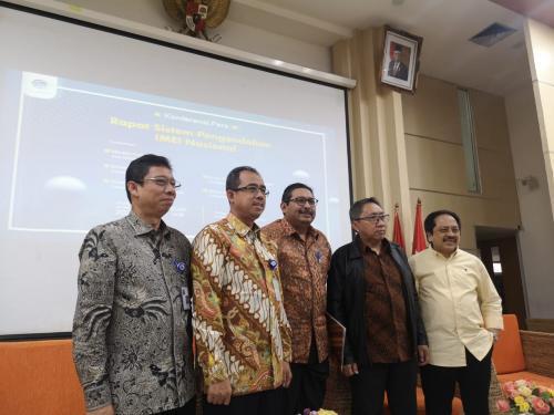 Mekanisme pengendalian IMEI bertujuan mencegah peredaran ponsel ilegal di Indonesia.