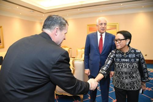 Menteri Luar Negeri Retno Marsudi (Foto: Courtesy Kementerian Luar Negeri)