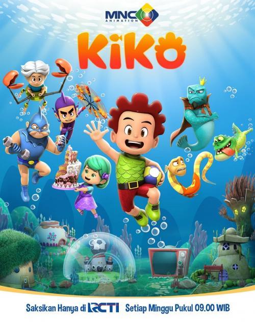 Kiko & Friends. (Foto: MNC Animation)