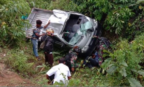 Kecelakaan di Sarmi, Papua