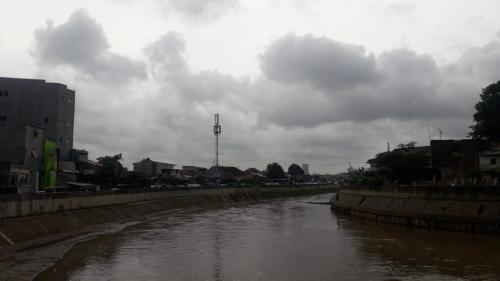 Kampung Pulo (foto: Okezone/Fardi)