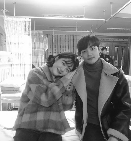 Kim Min Jae dan So Ju Yeon. (Foto: Instagram/@sojuyeon_)