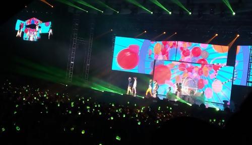 Konser NCT Dream di Jakarta