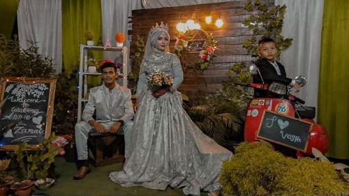 Jamal dan Ani Pilih Menikah di Tahun Kabisat (foto: Okezone/Ade Putra)