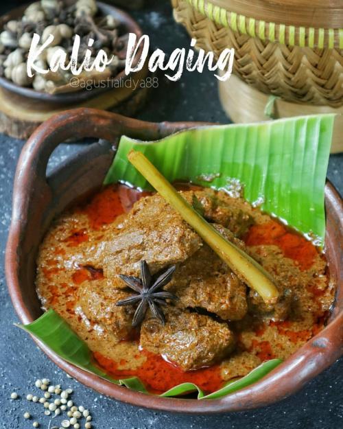 Kalio Daging