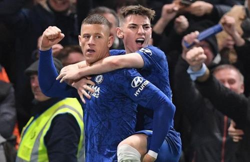 Gilmour dan Ross Barkley