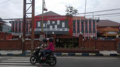 RSUD Prof dr Soekandar Mojosari, Kabupaten Mojokerto, Jawa Timur (foto: Okezone/Avirista Midaada)