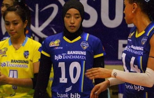 Tim putri Bandung BJB Tandamata