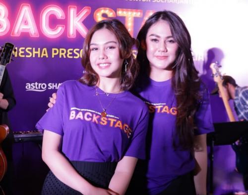 Vanesha Prescilla dan Sissy Priscillia