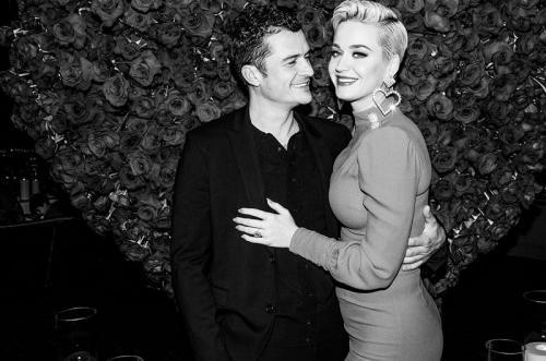 Katy Perry dan Orlando Bloom