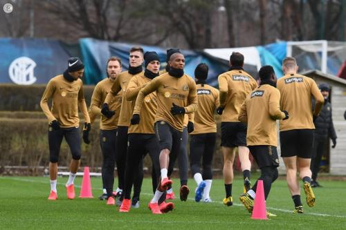 Para pemain Inter Milan