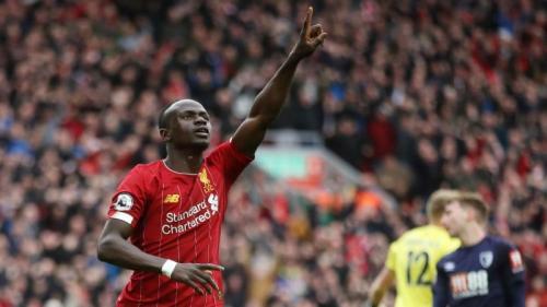 Sadio Mane (Foto: Premier League)