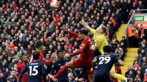 Laga Liverpool vs Bournemouth