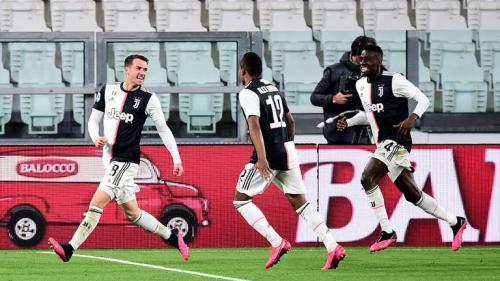 Skuad Juventus rela potong gaji