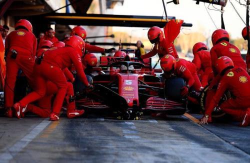 Tim Scuderia Ferrari