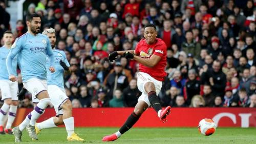 Laga Manchester United