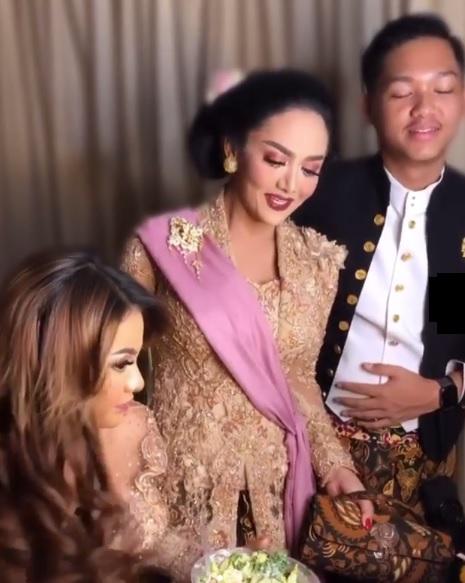 Krisdayanti, Azriel Hermansyah dan Aurel Hermansyah