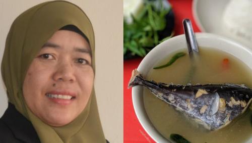 ikan singgang